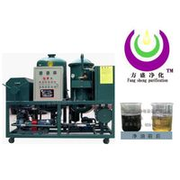 ZTS Series Multi-function Oil Decolorization & Purification Equipment