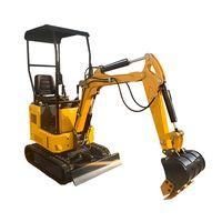 1ton mini excavator garden digger agricultural excavator,mini crawler excavator