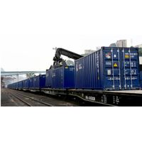 The railway transport