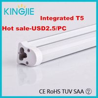 Led tube T5 integrated