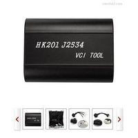 HK201 J2534 VCI Diagnostic Tool V15 For Hyundai & Kia 2014 New Arrival thumbnail image