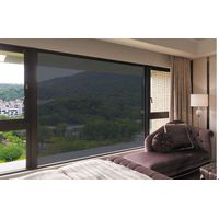 Window Film for Privacy One Way Mirror Solar Film Non Adhesive Static Cling Heat Control Anti UV thumbnail image