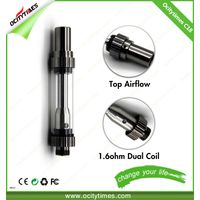 Ocitytimes C18 Official Thick Oil Glass Atomizer pyrex .5 ml glass cartridge thumbnail image