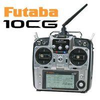 FUTABA 10CG/10CHG/10CAG 10-Channel 2.4GHz with R6014HS Receiver