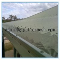 Roof Gutter Cover Screen