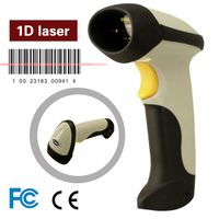 LS10 handheld 1d laser  barcode scanner bluetooth support android,ios device thumbnail image