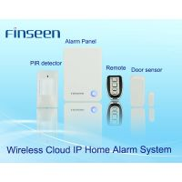 Smart home automation system IP home alarm with wireless PIR motion sensor thumbnail image