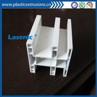 Good electrical insulation PVC Profiles
