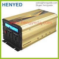 pure sine wave 1500w inverters with charger