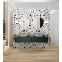 RF126123 China manufacturer direct sale terrazzo porcelain tile (600X1200mm)