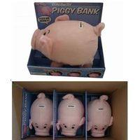 Lovely Runaway Piggy Bank thumbnail image