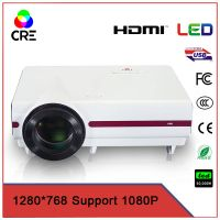 720p Full HD home theater led projector