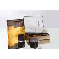 Customizing Cardboard Paper Packaging Gift Box Jewelry Box