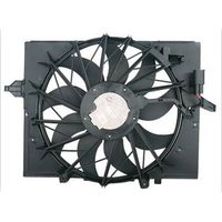 For E60 Electric Motor Radiator Cooling Fan
