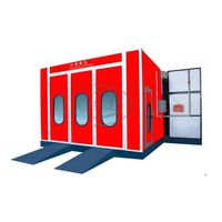 paiting Booth WLD7100