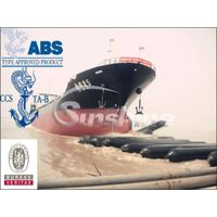 Inflatable Marine Airbag for ship launching airbag and dry-docking