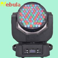 91*3W Cree led zoom moving head stage light