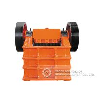 Jaw Crusher in Stone Crushing Plant