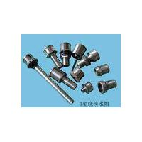 stainless steel welded  V-wire wraped  filter nozzles