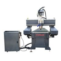 New Design 3-Axis CNC Wood Router 6012