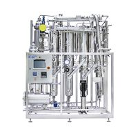 ASME BPE WFI GENERATOR/MULTIPLE EFFECT WATER STILL CGMP/USP/EP/WHO/FDA/PIC/S