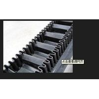 Export Europe  market  the corrugated sidewall rubber conveyor belt