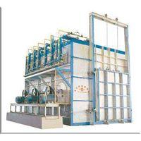 aluminum profile homogenize furnace
