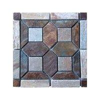 Rustic Slate Mosaic Tile