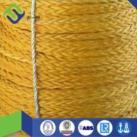 2 inch uhmwpe braided ropes with high strength