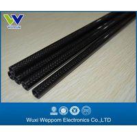 5mm-50mm high tensile carbon fiber tube 3k
