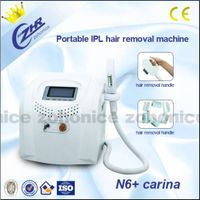 N6-Carina IPL beauty equipment for hair removal
