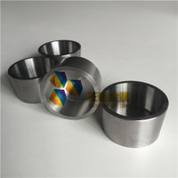 High Temperture Tungsten Crucible for Metal Smelting