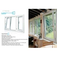 ALUMINUM TILT & TURN WINDOW