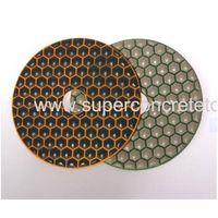 4 Inch Abrasive Dry Polishing Pads