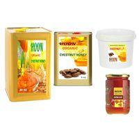Chestnut Turkish Honey 100% Organic thumbnail image