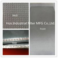 Sintered Multi-Layer Stainless Steel Wire Mesh Plate/ Sheet/ Laminate thumbnail image