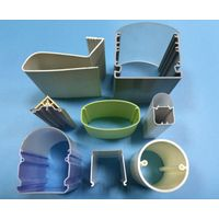 Customized Plastic Products,Plastic Extrusion Cable Pipe, Cable Conduit, Cable Casing thumbnail image
