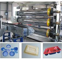 PVC Free Foaming Plate Production Line