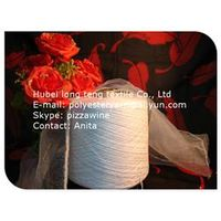 42/3 spun polyester sewing thread yarn