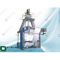 PL-H Textile Finishing Machines Automatic Rope Opener
