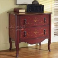 American style furniture,hand painted furniture manual wood carved porch cabinet