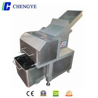 commercial frozen meat slicer cutter / sausage meat cutter / meat slicing cutting machine thumbnail image