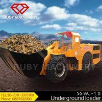 1.0CBM diesel Scooptram Underground Loader LHDs Mining Machinery