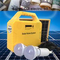 Genuine Mini Solar Home Lighting System