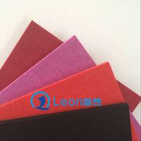 100%polyester fiber soundproof acoustic panel