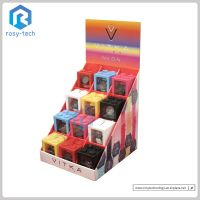 Hot Sale Retail Store Cardboard Counter Top Display Rack Watch Display thumbnail image