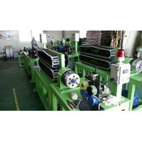 Wide & Close pitch corrugated hose manufacturing machine