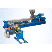 Two-Stage (twin screw/single screw) Compounding Extruder Set (TEC95-200)