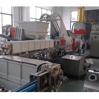 hot sale XLPE compound making machine with Two Stages Extruder thumbnail image
