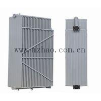 transformer radiator panel